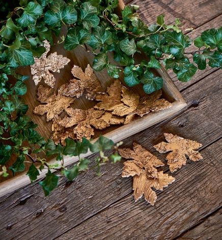 Riviera Maison Magical Maple Leaves gold