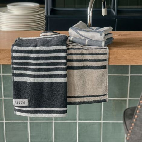 Riviera Maison RM 48 Kitchen Towel 2 pieces