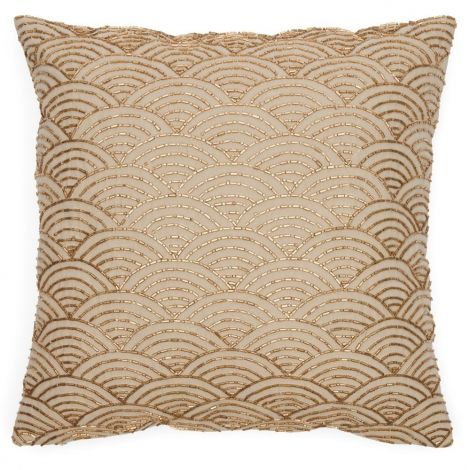 Riviera Maison Enchanting Beaded Pillow Cover