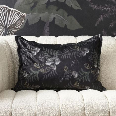 Riviera Maison Rugged Luxe Fern pillow cover 65x45
