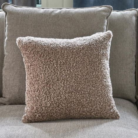 Riviera Maison Purity Teddy Pillow Cover 50x50
