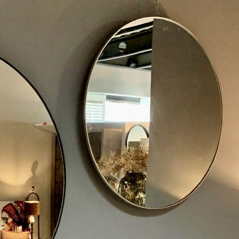 Spiegel goud 116cm