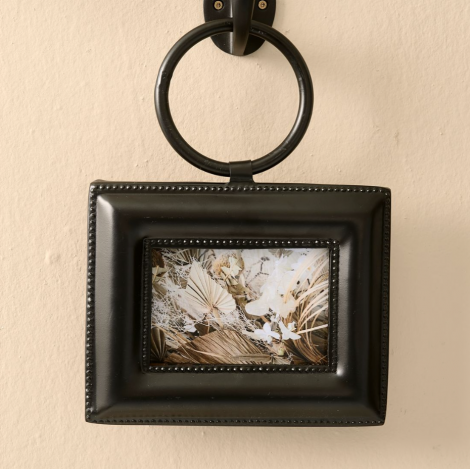 Riviera Maison Cordoba Photo Frame black 10x15