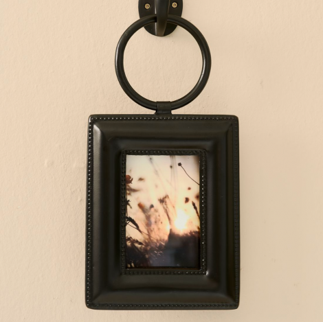 Riviera Maison Cordoba Photo Frame black 15x10