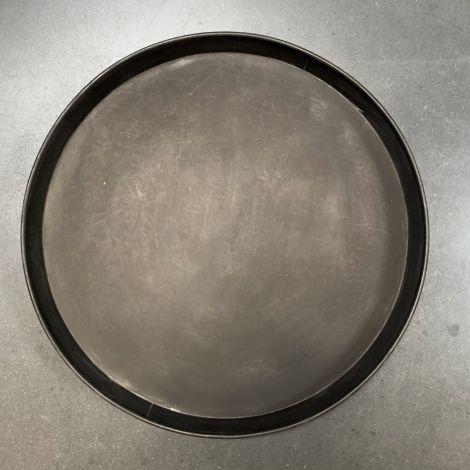 Zwart Dienblad XL