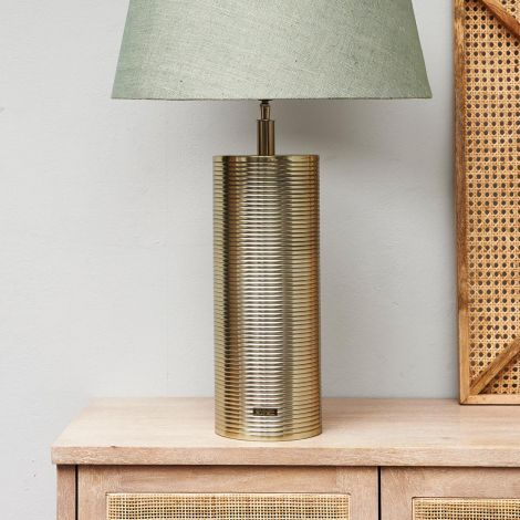 Rivièra Maison Docklands Table Lamp soft gold