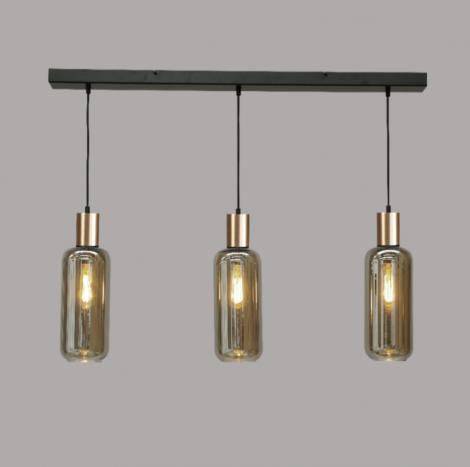Hanglamp met 3 Cilinder
