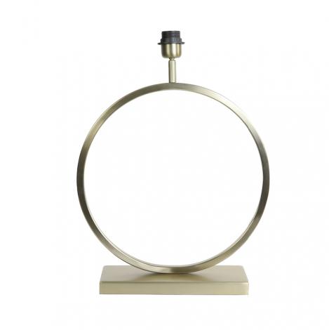 Lampenvoet Champagne Ringlamp 40cm
