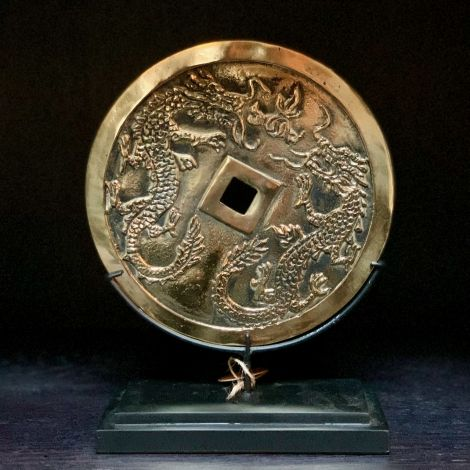Ornament Chinees Goud
