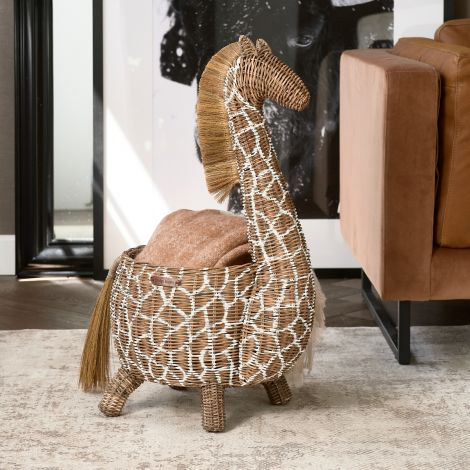 Riviera Maison Happy Giraffe Basket