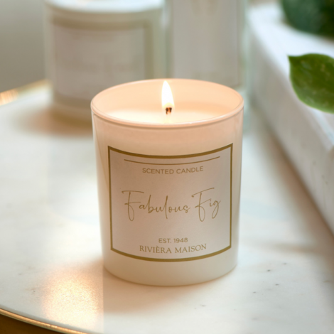 Riviera Maison RM Fabulous Fig Scented Candle