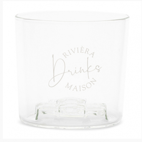 Riviera Maison RM Drinks Glass