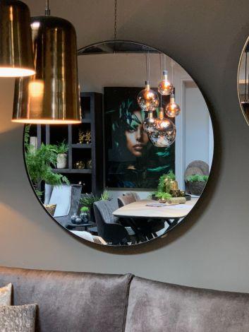 Spiegel Zwart 96cm