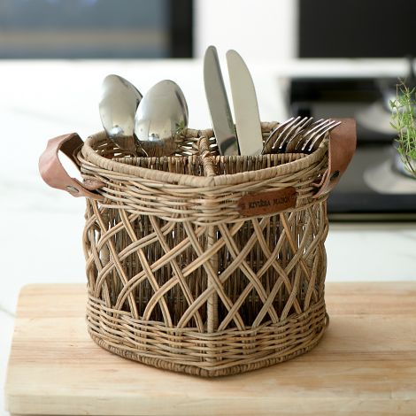 Riviera Maison RR Utensils Holder Heart