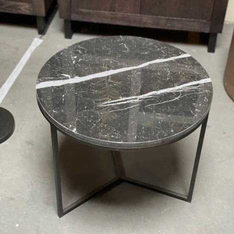 Salontafel Marmer Zwart 60cm