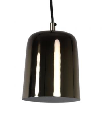 Hanglamp klein koperkleur