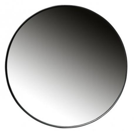 Spiegel zwart 80cm